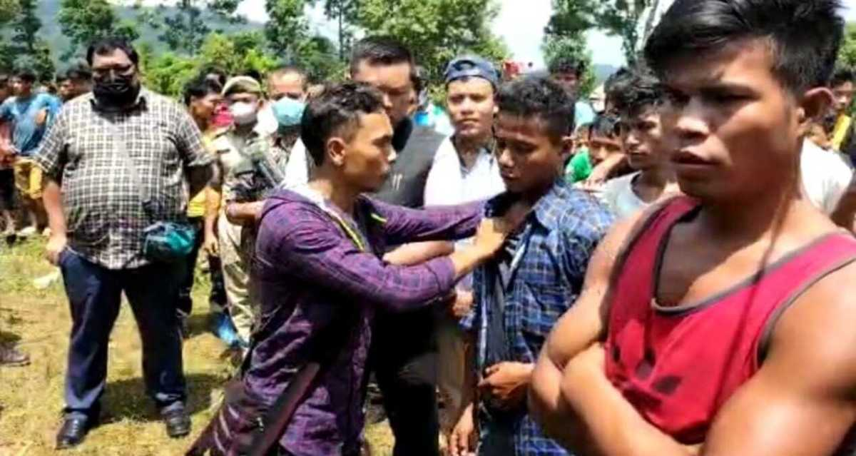 Meghalaya: Fury as Assam police 'assault' 3 local youths in Ri-Bhoi district
