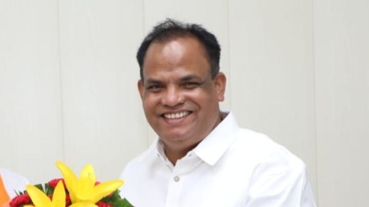 Union Minister John Barla