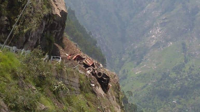 Over 40 feared buried after major landslide in Himachal; Army called in