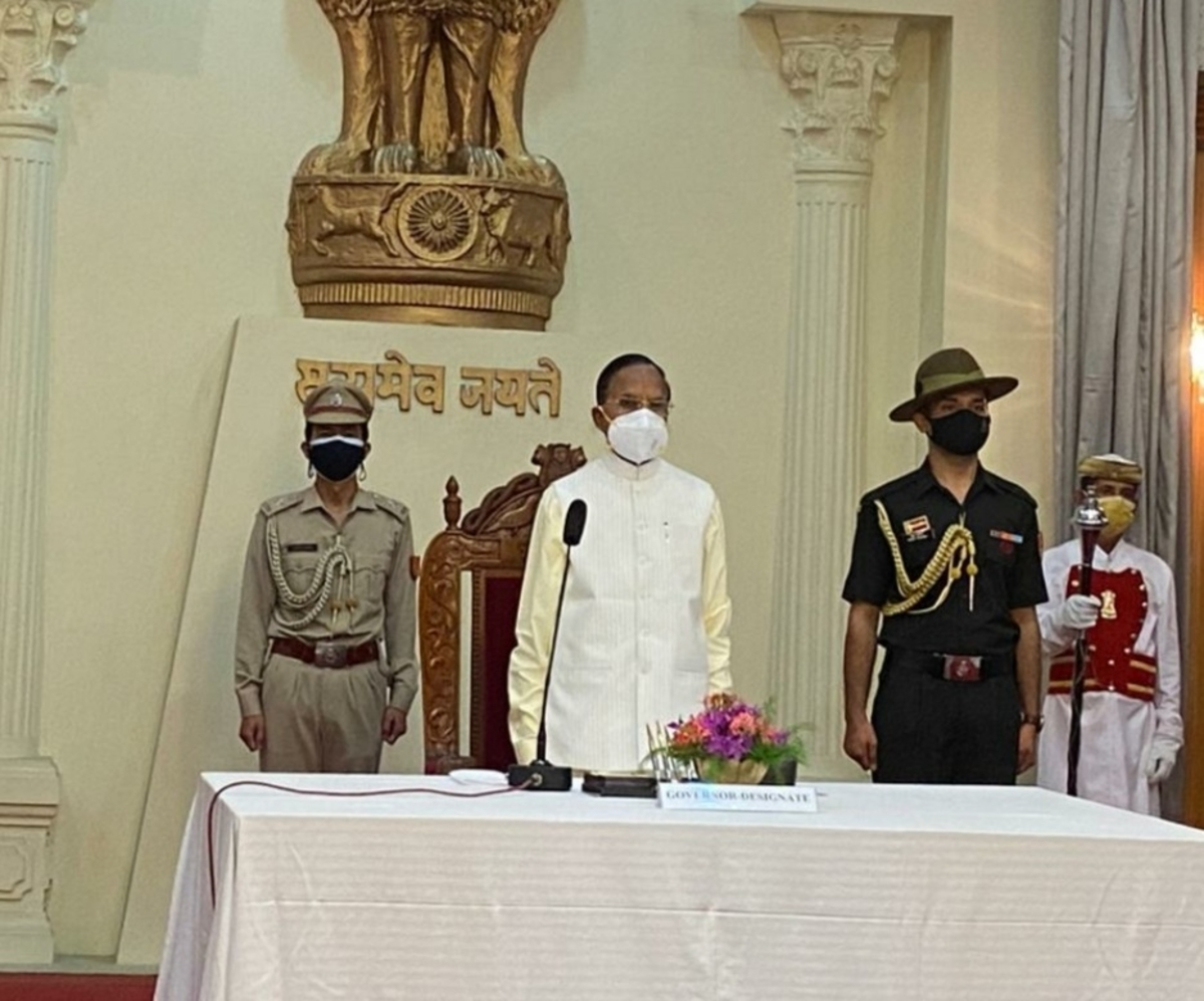 Manipur governor