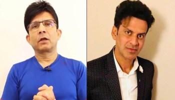 Manoj Bajpayee sues actor Kamaal Khan for criminal defamation