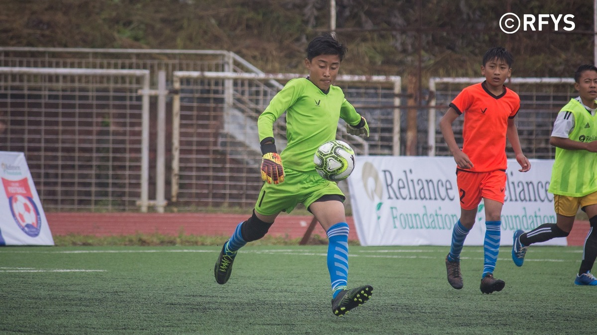 Nagaland & Arunachal Football coaches soak in learnings from expert workshops