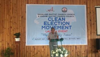 Buying, selling of votes 'sinful': Nagaland Baptist church
