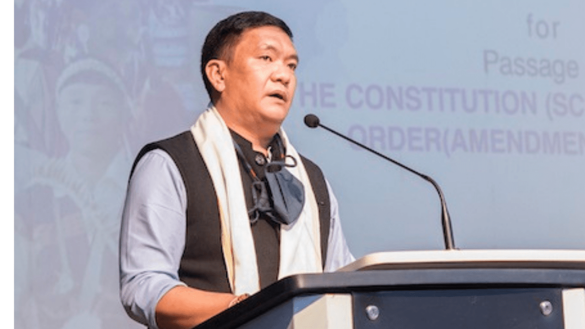 Polygamy destroys lives of women, needs to be made obsolete: Arunachal CM