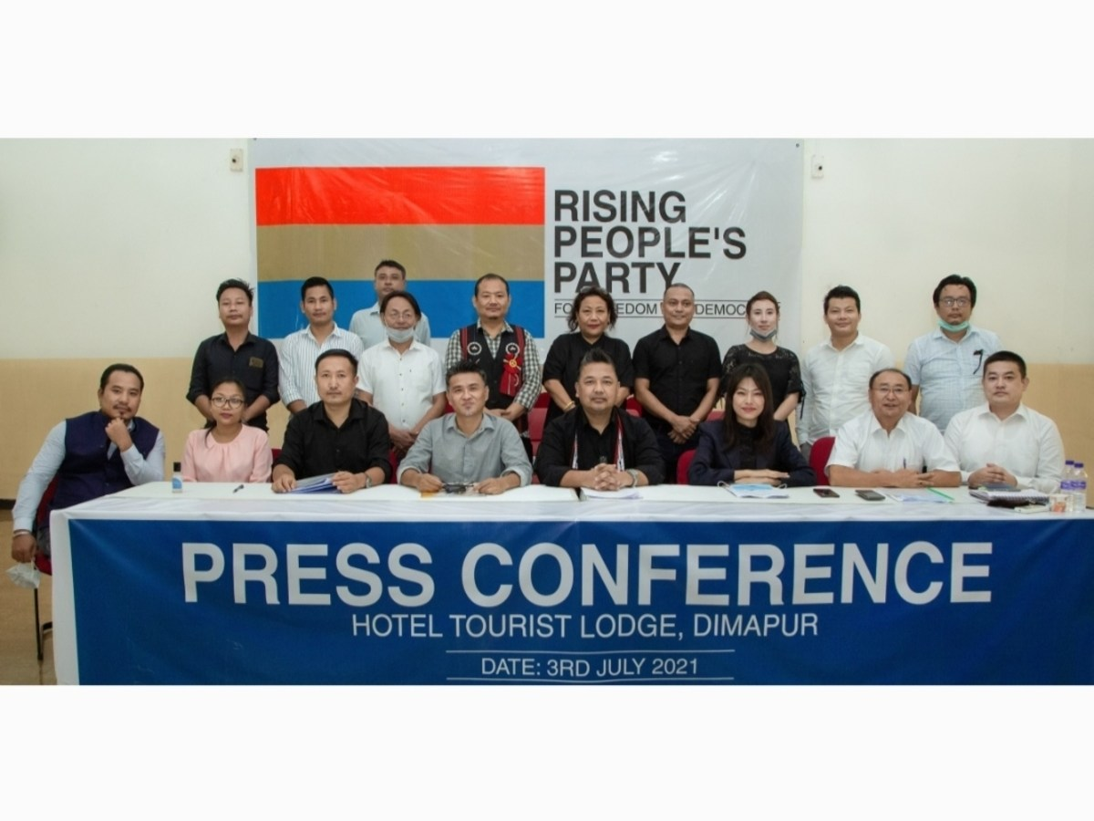 Rising People's Party