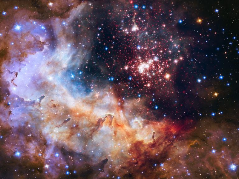 Watch: This NASA video takes stargazing to 'intergalactic' level
