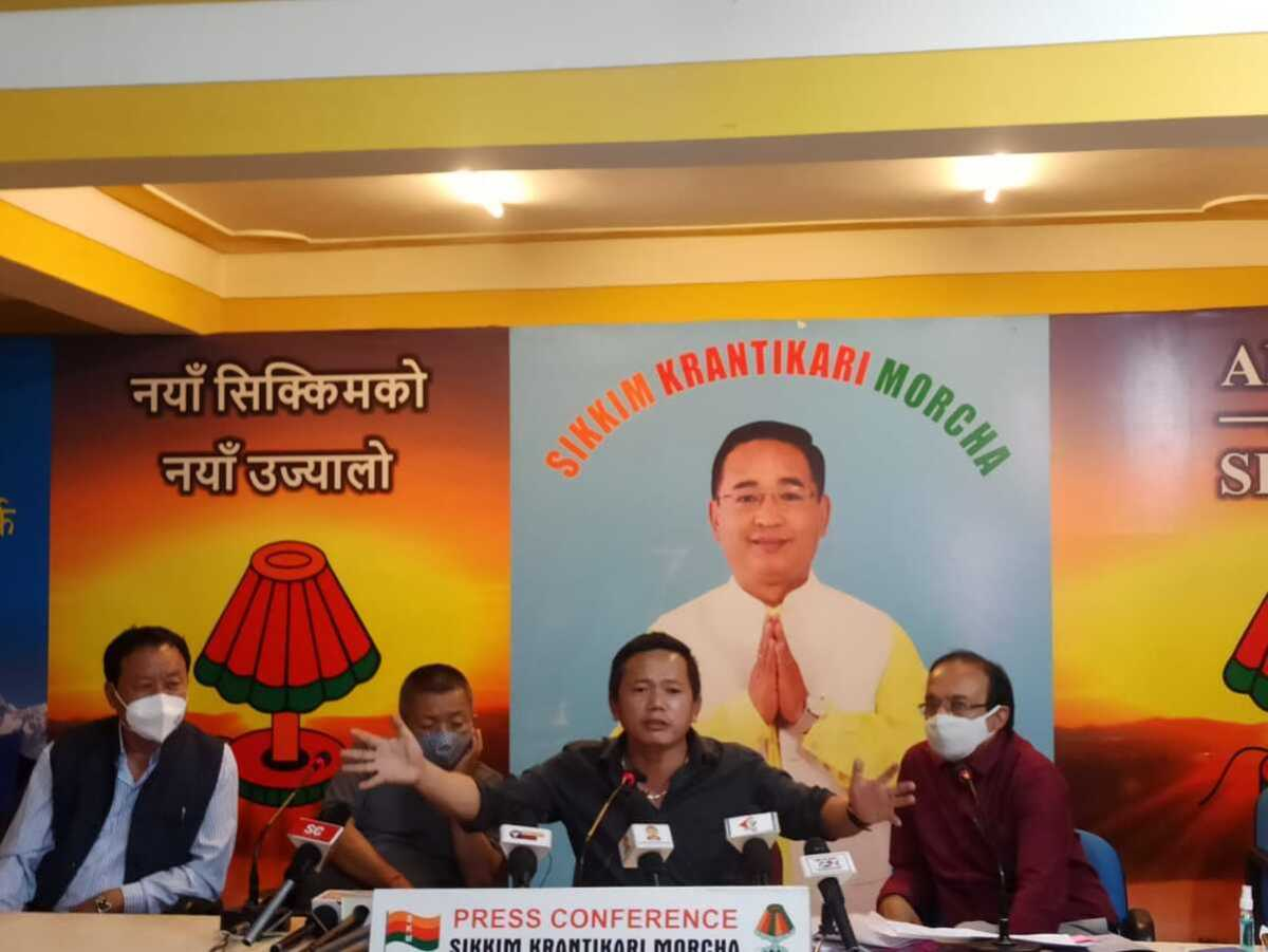 'One Nation One Ration Card' in Sikkim will curb influx: SKM