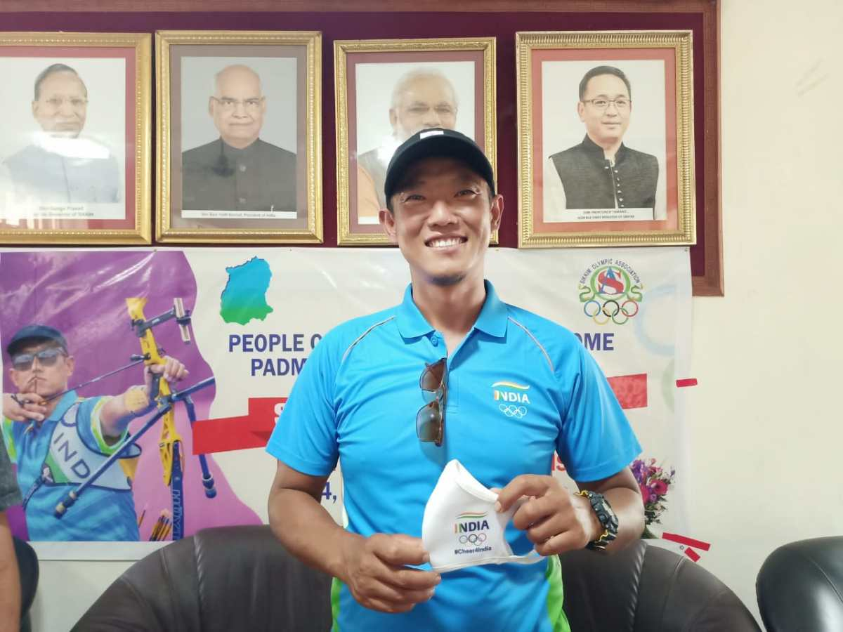 I still want to be Arjun: Sikkim's lone Olympian Tarundeep Rai on future plans