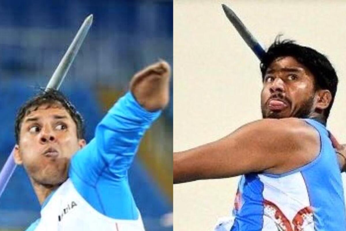 Devendra Jhajharia, Sundar Singh Gurjar win silver and bronze in javelin throw F46