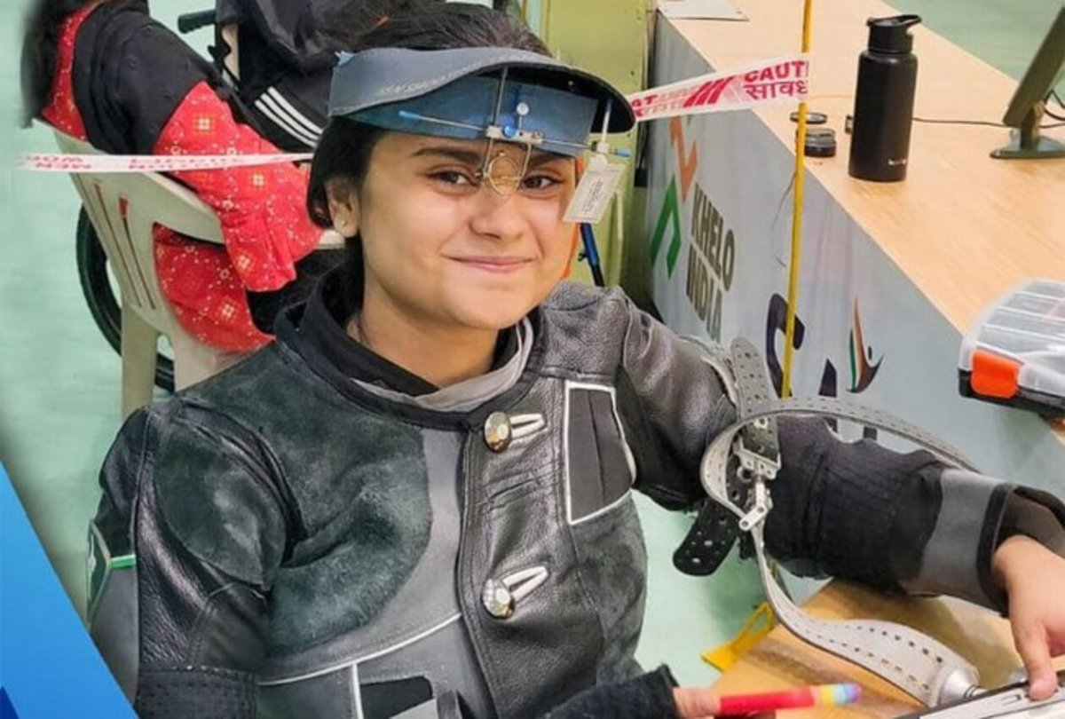 On top of the world, it's indescribable: Paralympic gold medalist Avani Lekhara