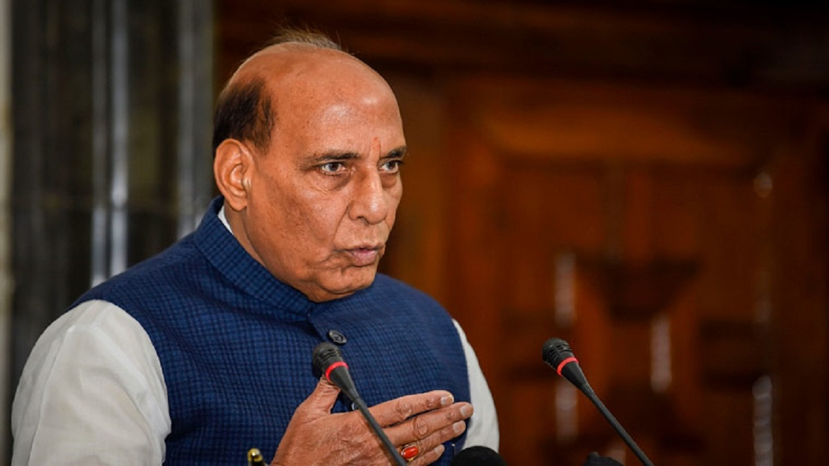 India's national security challenges becoming complex: Rajnath