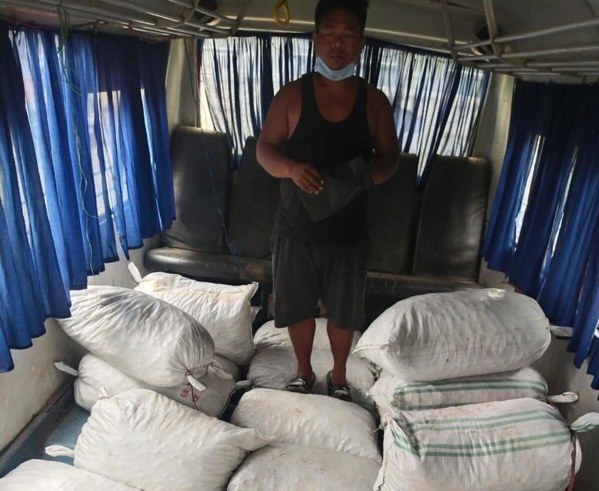 Smuggled drugs, cardamoms, betel nuts seized in Assam