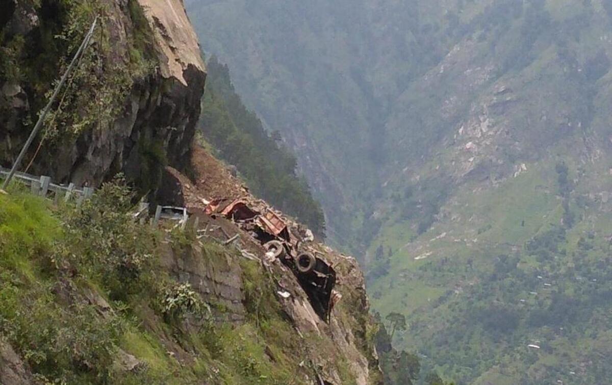 Himachal landslide: Death toll climbs to 25