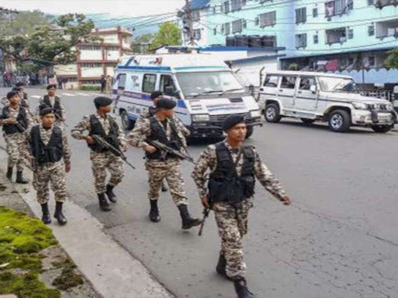 Assam govt asks people not to travel to Shillong after unrest