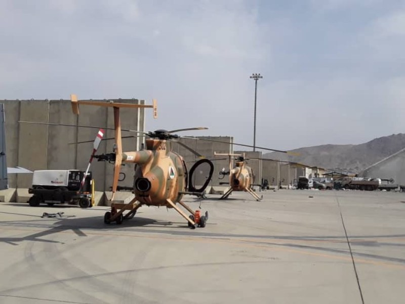 Taliban control now-quiet Kabul airport after US withdrawal