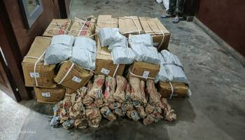 Assam bound car carrying explosives intercepted in Meghalaya
