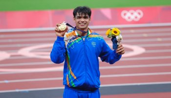 Olympic champion Neeraj Chopra wants to continue with current coach