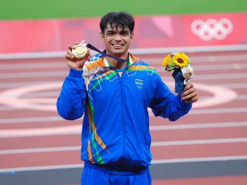 Neeraj Chopra's gold now one of 10 magical moments of Olympics track and field