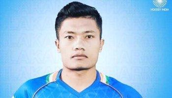 I want a suitable govt job: Hockey player Nilakanta Sharma to Manipur CM