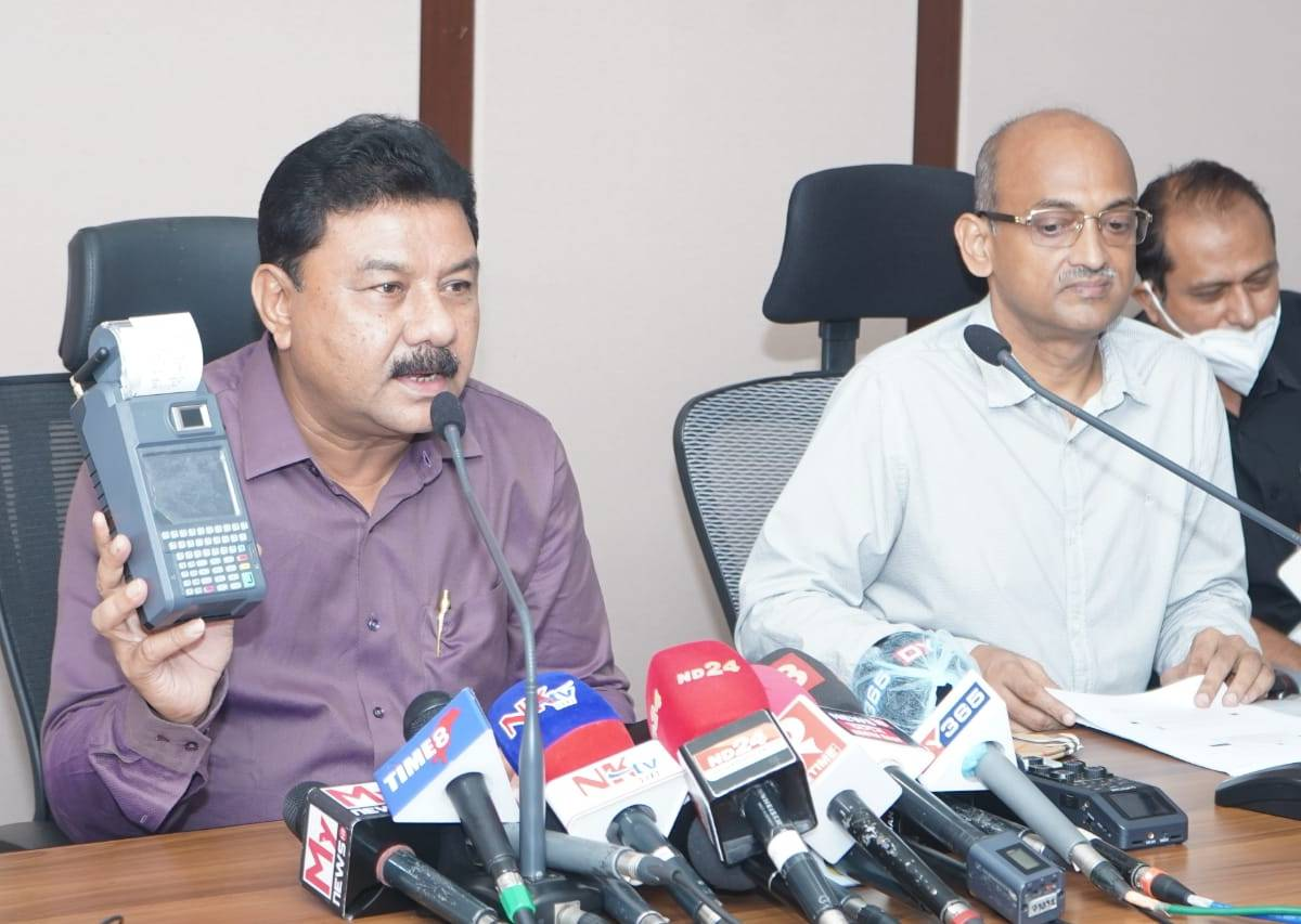 Aadhaar seeding of ration cards of 10% beneficiaries in Assam under ONORC: Minister