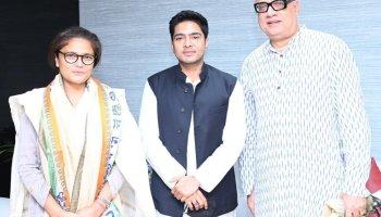 Sushmita Dev joins TMC