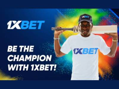 1xBet announced partnership with Dwayne Bravo in India