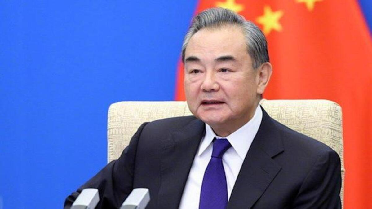 China calls for lifting sanctions on Taliban-controlled Afghanistan
