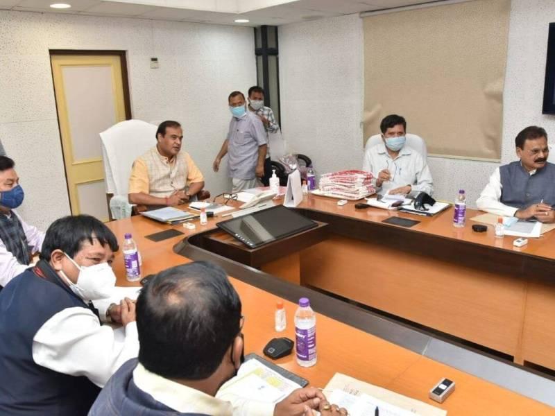 Assam cabinet