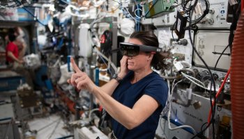 Augmented Reality NASA
