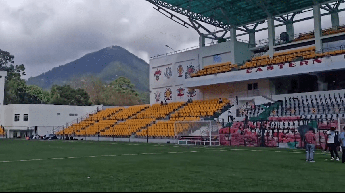 FIFA-approved Bhaichung Stadium set for inauguration on October 20