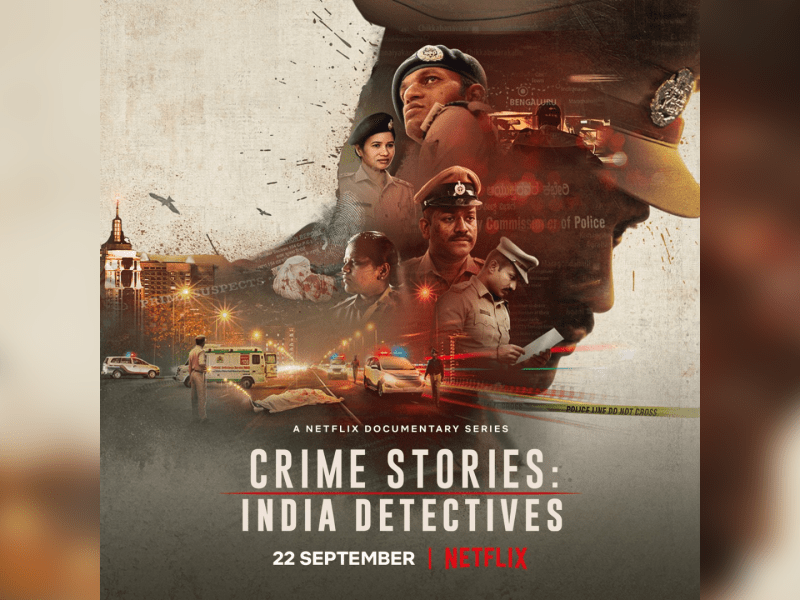 'Crime Stories: India Detectives' to stream on Netflix from September 22
