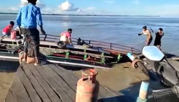 Majuli ferry accident