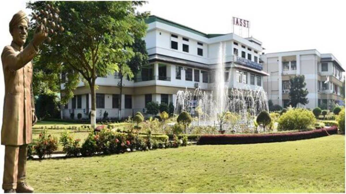 Assam CareerAlert! The Institute of Advanced Study in Science and Technology (IASST) Guwahati