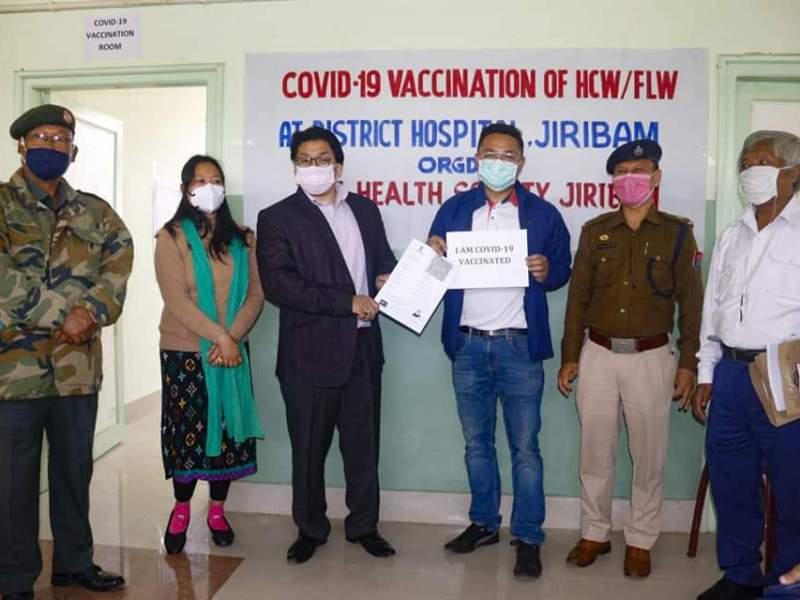 Manipur Jiribam