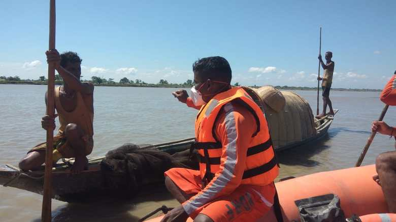 Assam: Majuli boat accident