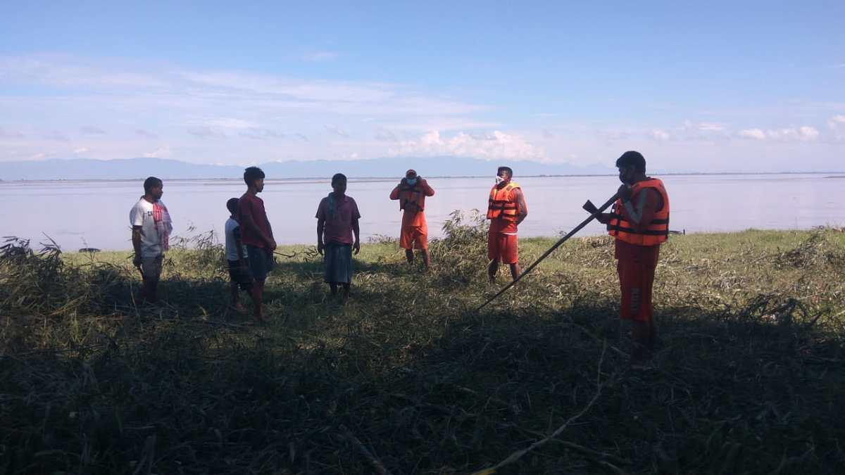 Majuli boat capsize