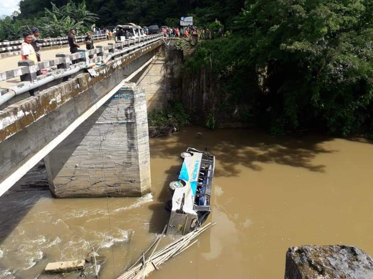 Meghalaya tragedy: Six dead, 16 injured as MTC plunges into Ringdi river