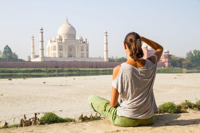 Foreign tourist