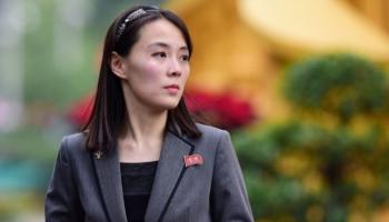 Kim Jong Un's sister warns of 'destruction' of S.Korean ties