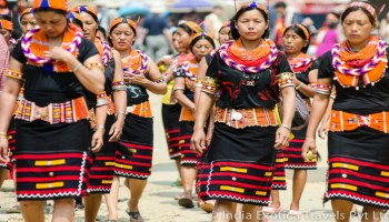 Assam CM asks non-tribals to help in preserving tribal art & culture