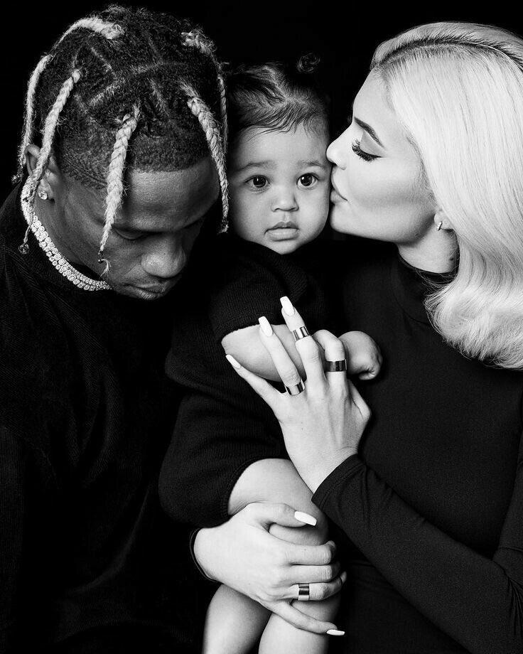 Kylie Travis baby no. 2