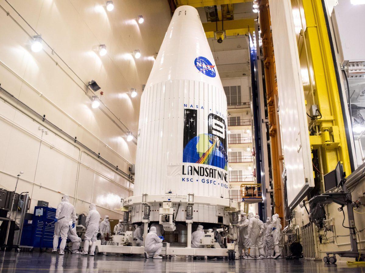 NASA Landsat 9