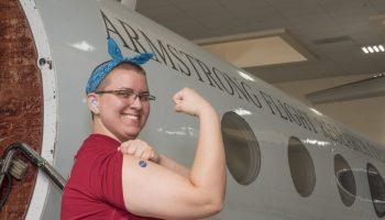 NASA deaf engineer
