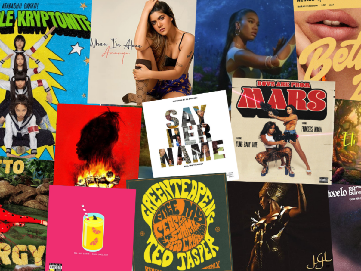 New Songs Sunday: A brief recap of this week's latest tracks