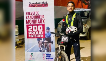Guwahati cyclists will commence on 200km ride to celebrate 100th anniversary of BRM 200