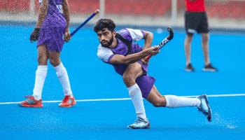 Olympic medal is just beginning: Indian hockey Forward Shamsher Singh