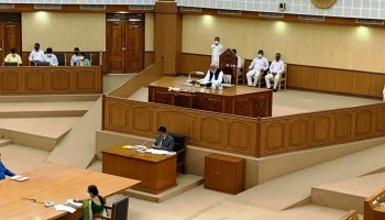 Ruckus in Tripura assembly over law and order situation, oppn walks out