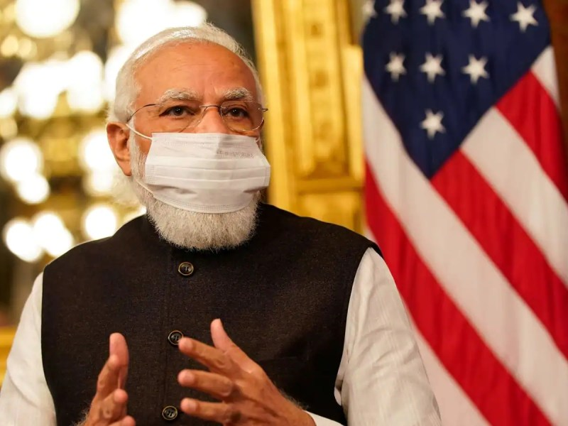 PM Modi reaches New York to address 76th UNGA session