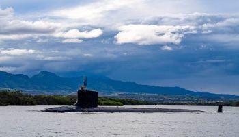 NKorea slams US over submarine deal, warns countermeasures