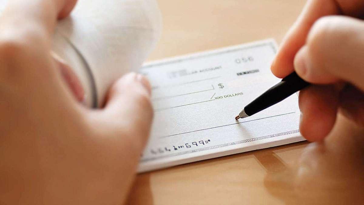 cheque books
